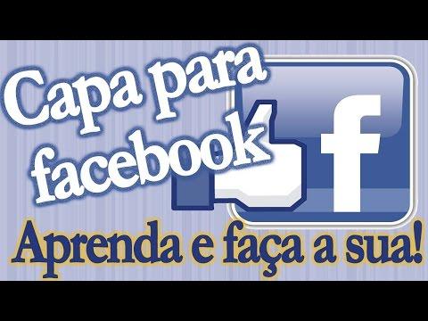 Faça capa para facebook de maneira descomplicada - Powerpoint