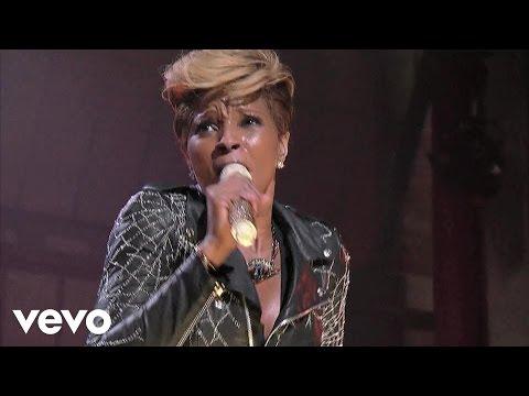 Mary J. Blige - Just Fine (Live on Letterman)