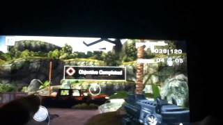 Bfbc2 campaign #1 kindle fire gameplay/review/