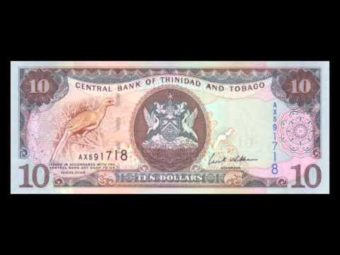 All Trinidad and Tobago Dollar Banknotes - 2006 Issue