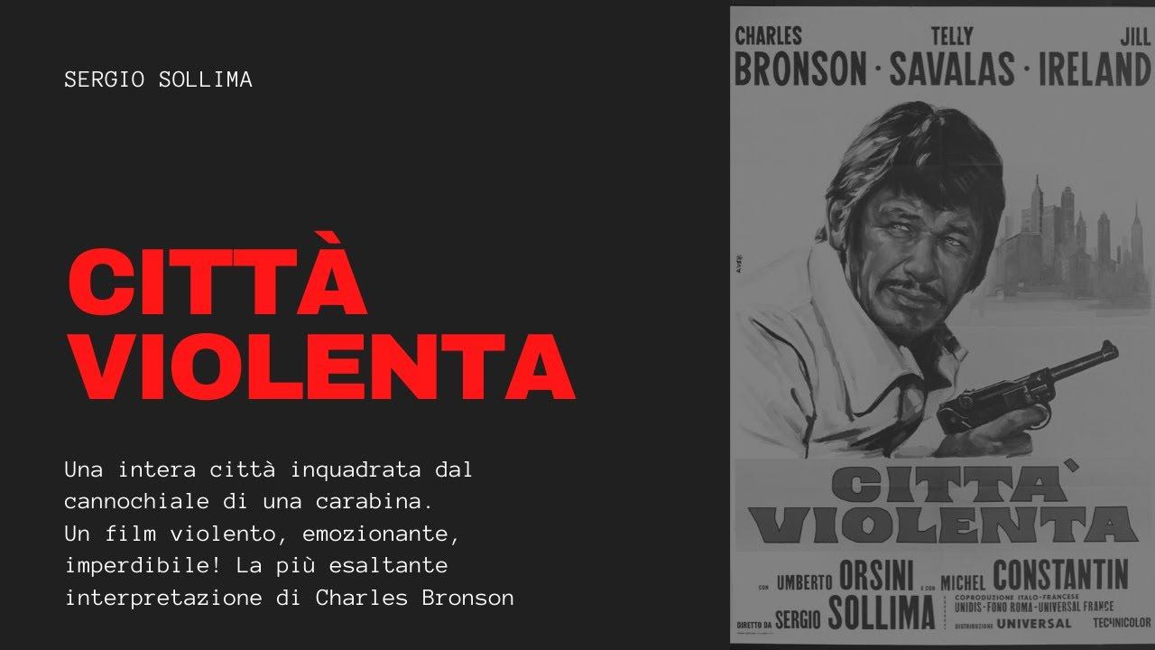 Trailer (IT): Città Violenta (Sergio Sollima, 1970)