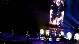 Nickelback - How you remind me live in Minsk, Belarus 31.10.2012