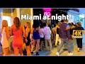 4K WALK Miami Beach 4k VIDEO South Beach Florida ...