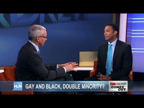 CNN: CNN anchor Don Lemon talks coming out, abuse