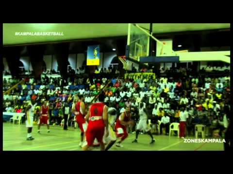 Kampala Basketball Episode III Zone5 Highlights