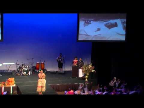 Miss Samoa New Zealand 2012 - Talent - Fa'alagilagi Chan Fualau Tuisalega