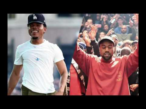 Kanye West - Famous (ft. Chance The Rapper)