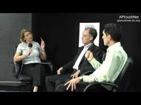 APYouthNet Talk Show #13 - Youth employment in ageing socities (December 2012)
