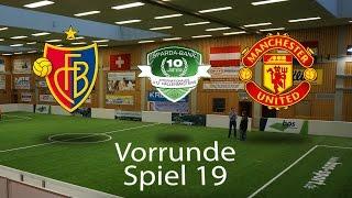 Spiel 19: FC Basel 0-5 Manchester United │U12 Hallenmasters TuS Traunreut 2017