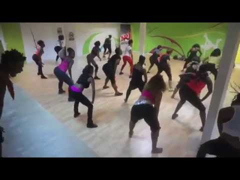 Guadeloupe Soca Master Class with La Shaun Prescott of Elle NYTT