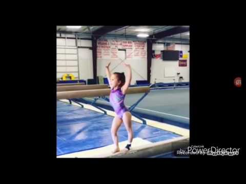Top 10 best gymnasts on YouTube