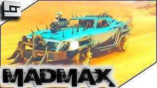 Mad Max Gameplay - HUMONGOUS BIG CHIEF V8! ( Walkthrough ) Part 48