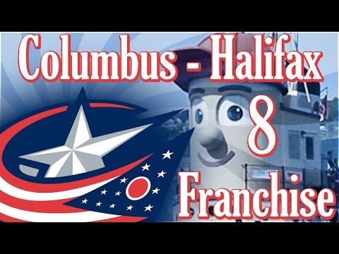 2 BIG Trades! | NHL 17 Columbus/Halifax Franchise Mode - Ep. 8