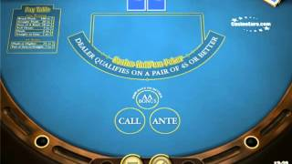 Casino Hold'em - The Virtual Games