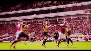 Andy Carroll sublime goals with West Ham HD