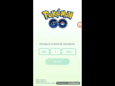 Tutorial De Pokemon Go!