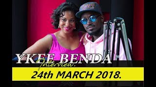 I STAY AWAY FROM ALCOHOL FOR THE SAKE OF MY MUSIC. YKEE BENDA [24th Mar 2018 ]