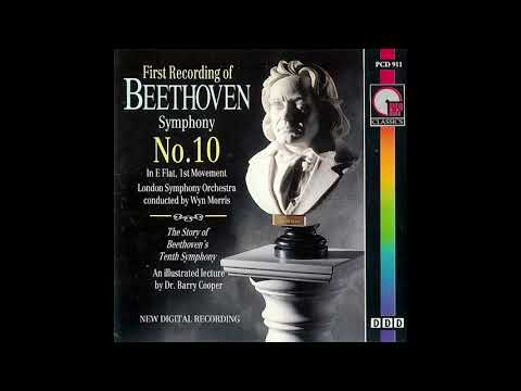 Beethoven - Symphony No 10 (arr Cooper) Morris, LSO (1988) plus Lecture by Cooper