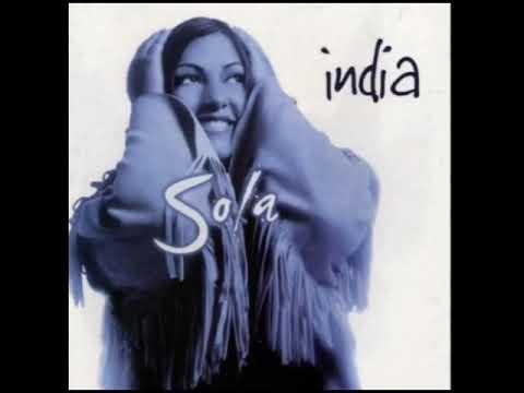 INDIA - DÉJAME VOLVER CONTIGO (LUIS SALSA)