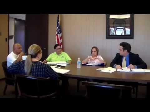 2016-07-06 : CS Charter Commission Meeting