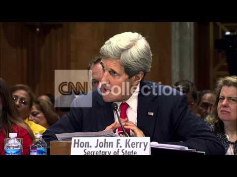 KERRY- BENGHAZI- KEEP HEARING 'NO ACCOUNTABILITY '