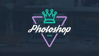 Como criar um Logo Hipster no Photoshop