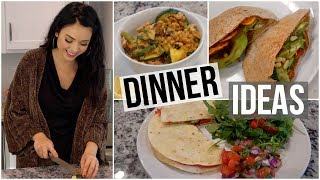 3 Yummy & Healthy Dinner Ideas!