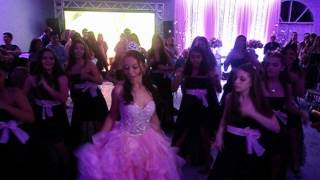 Dança das 15 meninas