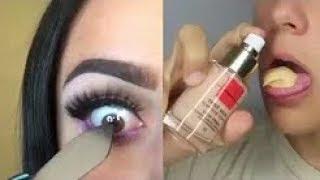 Best Makeup Transformations 2018 | New Makeup Tutorials Compilation