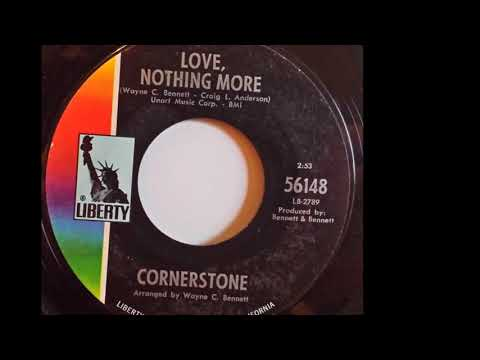 Cornerstone - Love, Nothing More 1969 ((Stereo))