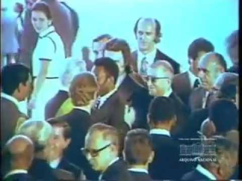 Posse do Presidente Ernesto Geisel (1974)