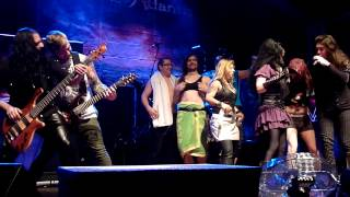 Watch music video: Visions of Atlantis - Burden of Divinity