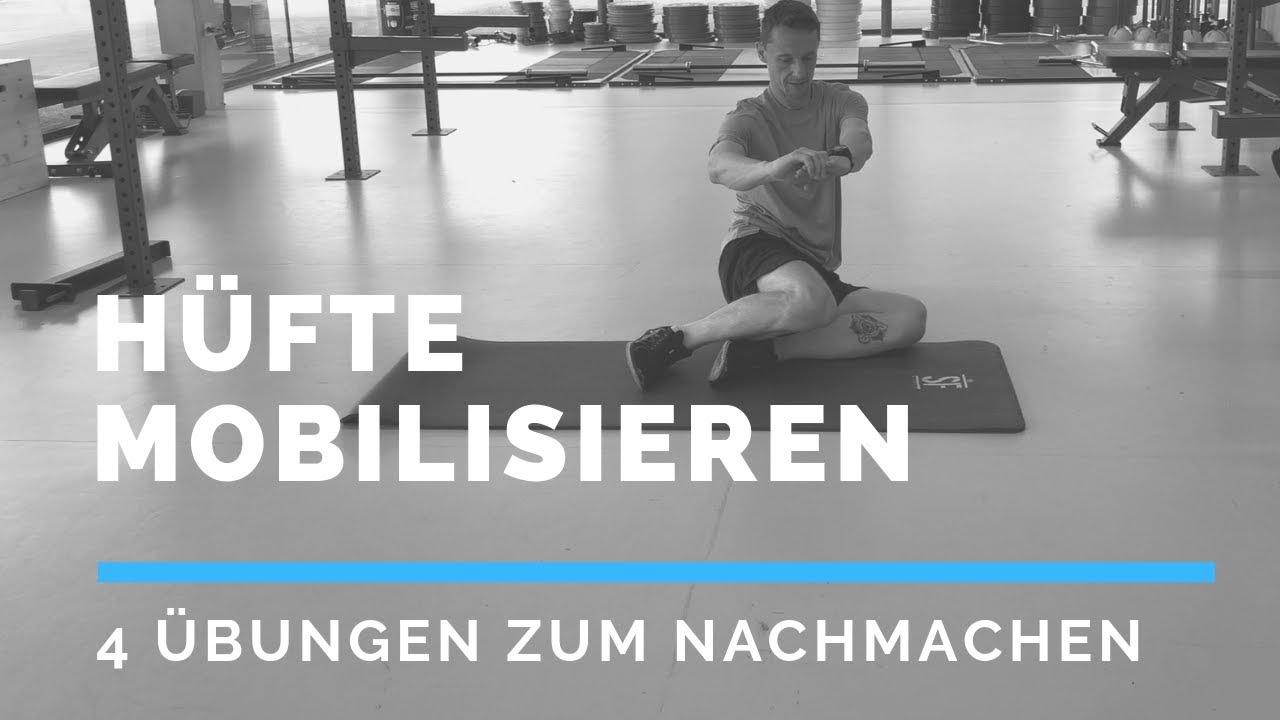 ISG Schmerzen – die 5 besten Übungen mit Sofortwirkung