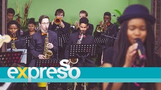 """Artscape Big Band performs """"Montreal by Tony Schilder"""" LIVE!"""