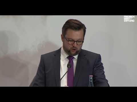Kapitalismus und Ungleichheit: Vortrag Prof. Dr. Oliver Nachtwey - #marx2018