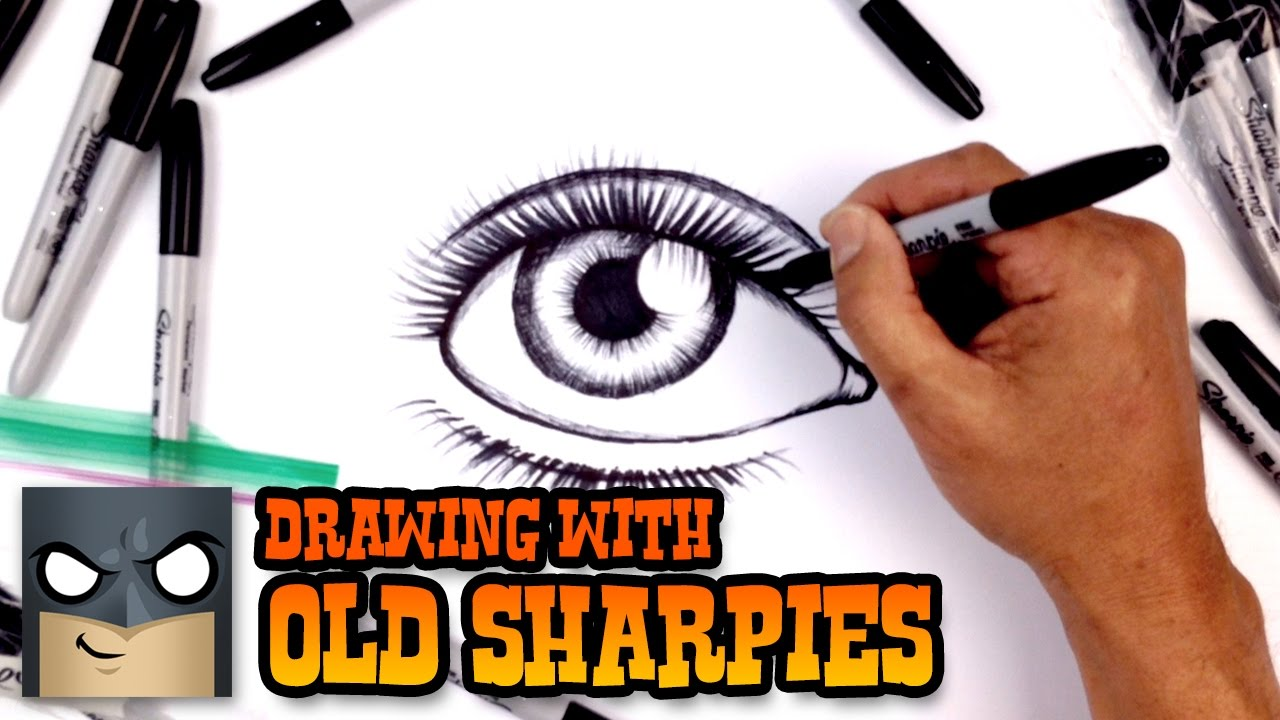 Draw A Realistic Eye For Beginners