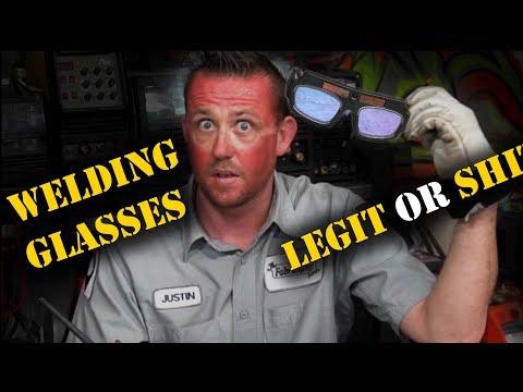 TFS: Welding Glasses - Legit Or S#!t?