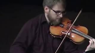 Grant Gilman, Violin: Sibelius Concerto Excerpt