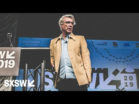 Reasons To Be Cheerful with David Byrne | SXSW 2019