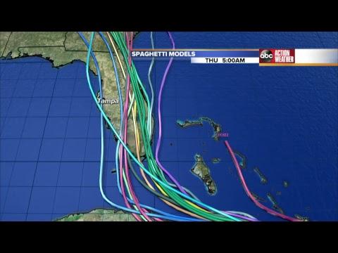 Hurricane Irma Live Tracking