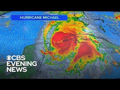 Where will Hurricane Michael hit?