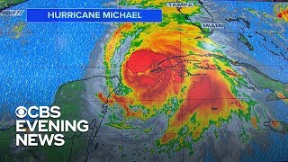 Where will Hurricane Michael hit?