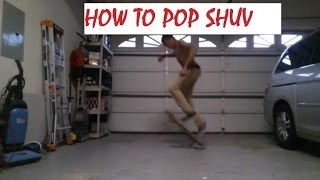 HOW TO POP SHUVIT (EASIEST WAY FOR BEGINNERS)