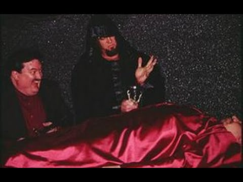 "Undertaker 1999 Era ""Ministry Of Darkness"" Vol. 1"