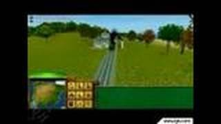Railroad Tycoon 3 PC Games Gameplay - Driving Spikes and