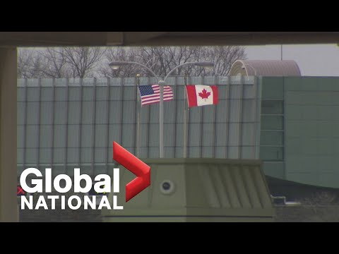Global National: March 21, 2020 | Canada-U.S. Border Closes, Ottawa Moves To Bring Canadians Home