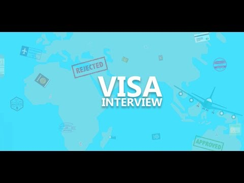 Visa Interview - teaser II Sneha Talika presents II A film by Maneesh