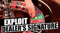 Roulette Dealer's Signature (EXPLAINED)