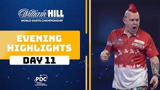 Evening Highlights | Day Eleven | 2019/20 World Darts Championship