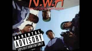 NWA - A Bitch Iz a Bitch